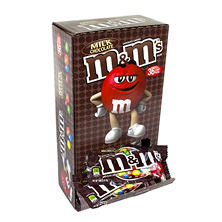 M&M Milk Chocolate (1.69 oz., 36 ct.)