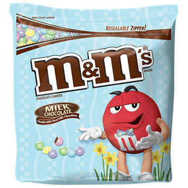 M&M's Pastel Chocolate Candies (56 oz.)