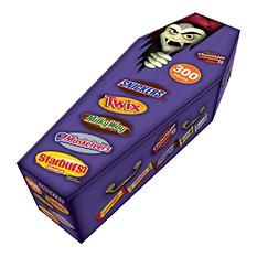 Mars Halloween Candy Coffin Variety (300 ct.)