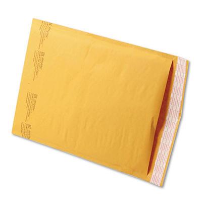 Sealed Air - Jiffylite Self-Seal Mailer, #4, 9 1/2 x 14 1/2, Golden Brown, 100 per Carton
