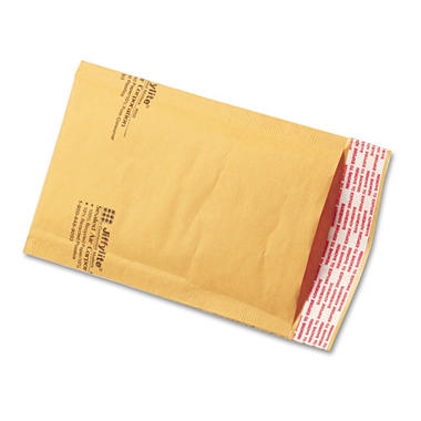 Sealed Air - Jiffylite Cushioned Mailers - 500 Pack