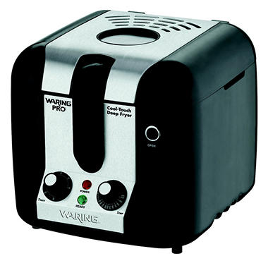 Waring Pro Cool-Touch Deep Fryer