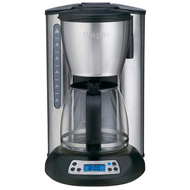 Waring Pro 12-Cup Programmable Coffeemaker