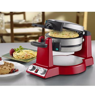 Waring Round Waffle/Omelet Maker