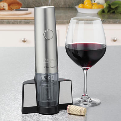 Waring Pro® Professional Cordless Wine Opener