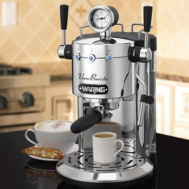 Waring Pro® Vero Barista™ Espresso Maker