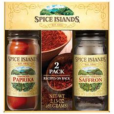 Spice Islands Saffron & Smoked Paprika (2 pk.)