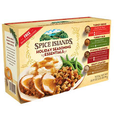 Spice Islands Holiday Meal Kit