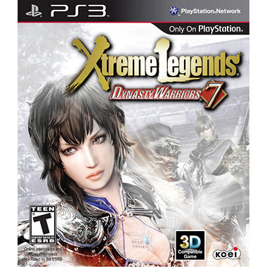 Dynasty Warriors 7: Xtreme Legends - PS3
