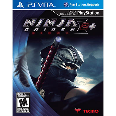 Ninja Gaiden Sigma 2 Plus - PS Vita