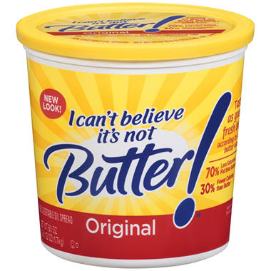 I Can't Believe It's Not Butter! Original - 60oz