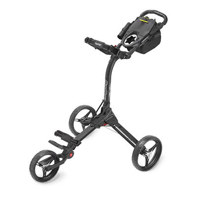 Bag Boy C3 Cart - Matte Black