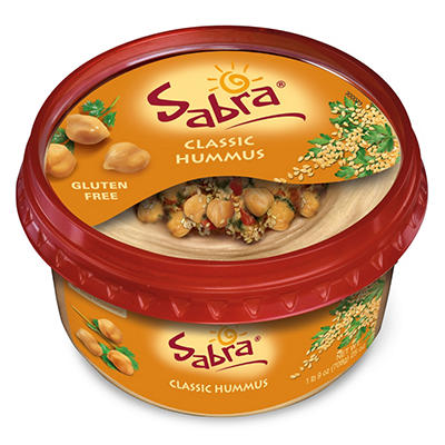 Sabra Classic Hummus (25 oz.)