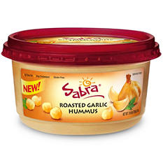 Sabra Roasted Garlic Hummus (25 oz.)