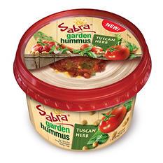Sabra Garden Hummus, Tuscan Herb (32 oz.)
