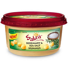 Sabra Rosemary & Sea Salt Hummus (25 oz.)