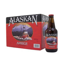 Alaskan Brewing Co. Amber (12 fl. oz. bottle, 24 pk.)