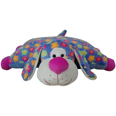 "27"" Playful Plush Pillow"