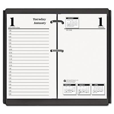 House of Doolittle - Economy Daily Desk Calendar Refill, 3-1/2w x 6h -  2015