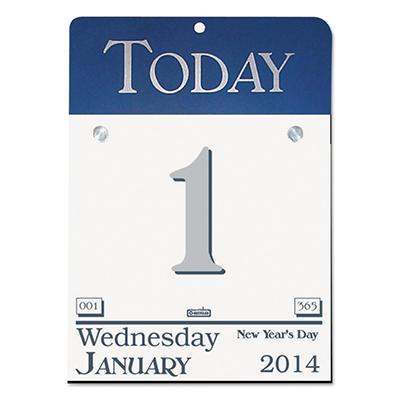 House of Doolittle Today Wall Calendar, 6 1/2 x 9 -  2015