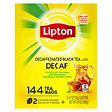 Lipton® Decaffeinated Tea Bags - 144ct