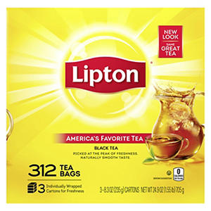 Lipton Tea Bags (312 ct.)
