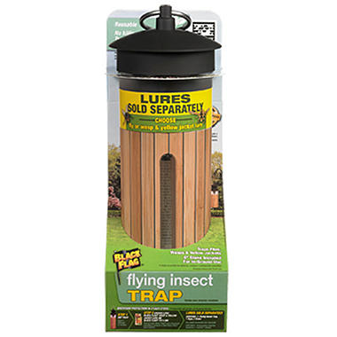 Black Flag Outdoor Trap and Lure Club Kit