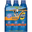 Coppertone Sport Clear Continuous Spray SPF 30 Sunscreen - 7.5 fl. oz. - 3 ct.