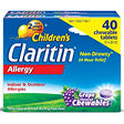Children's Claritin® Chewables - Grape - 40 ct.