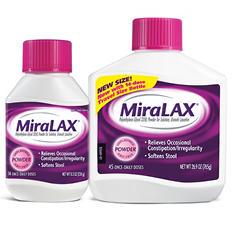 Miralax  (45 Dose + 14 Dose Travel)