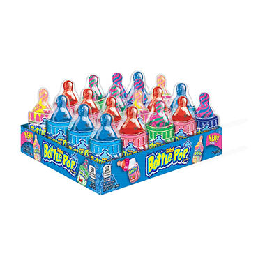 Baby Bottle Pop Assortment - .85 oz - 20 ct.