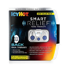 IcyHot Smart Relief TENS Therapy Value Pack