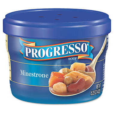 Progresso® Soup Microwave Bowls