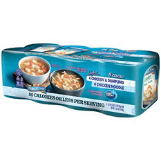 Progresso Light Chicken Combo Soup (18.5 oz. cans, 8 pk.)