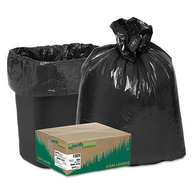 EarthSense Recycled Can Liners - 16 gal - 500 ct.