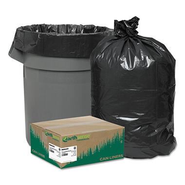 EarthSense 40-45 gal. Recycled Trash Bags (100 ct.)