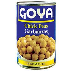 Goya Chick Peas - 15.5 oz. - 6 pk.
