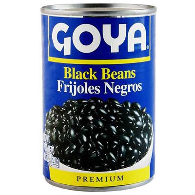 Goya Black Beans - 6/15.5 oz.