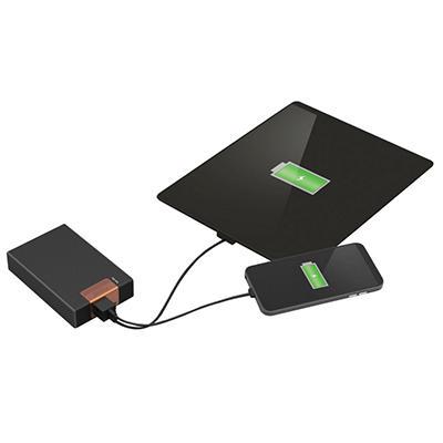 Duracell Powermat GoPower Long Haul 8800 mAh Universal Portable Charger / External Battery Power Bank