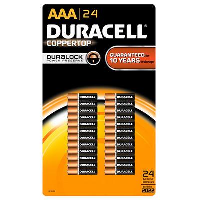 Duracell - AAA - 24 pk.