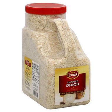 Tone's® Chopped Onion - 3lb