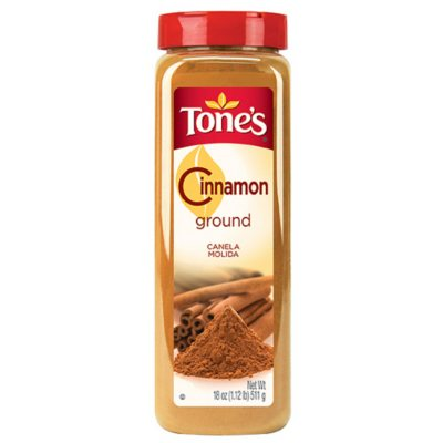 Tone's Ground Cinnamon - 18 oz. shaker at Sears.com