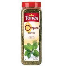 Tone's® Oregano Leaf - 5 oz. shaker