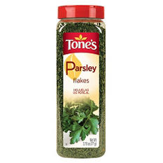 Tone's Parsley Flakes (2.7 oz.)
