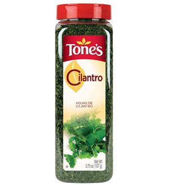 Tone's® Cilantro - 3.75 oz. shaker