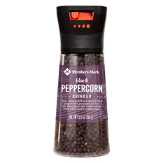 Tone's Black Pepper Grinder - 5.5 oz.
