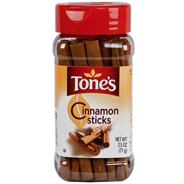 Tone's® Cinnamon Sticks - 2.5 oz.