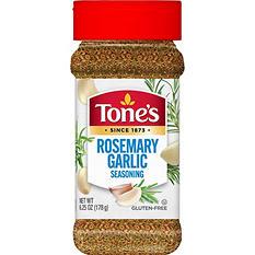 Tone's Rosemary Garlic Seasoning (6.25 oz.)