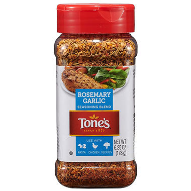 Tone's Rosemary Garlic Seasoning - 6.25 oz.