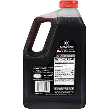 Kikkoman® Soy Sauce - 2 qt.